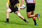Rugby in nuova zelanda — Foto Stock