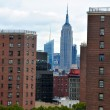 Stock Photo: Empire State Building in Manhattan New York