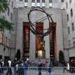 Rockefeller Center in Manhattan New York — Stock Photo