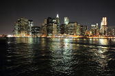 Lower Manhattan - New York — Stock Photo