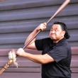 Mau Rakau - Martial Art — Stock Photo