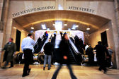 La stazione grand central manhattan Ny — Foto Stock