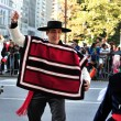 Columbus Day Parade in New York City — Stock Photo