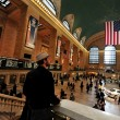 The Grand Central Station in Manhattan NYC — Stock Photo