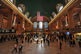 The Grand Central Station in Manhattan NYC — Стоковое фото