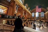 在曼哈顿的中央车站 nyc — 图库照片