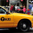 Yellow Taxicabs in ManhattNew York City — Stock Photo #30347577