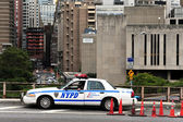 New York City Police Department - (NYPD - NYCPD) — Stock Photo