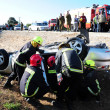 Car Accidents in Israel — Stock Photo