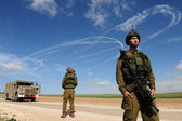 Israeli Armed Conflict — Stock Photo