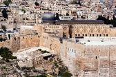 Al Aqsa mosque in Jerusalem Israel — Stock Photo