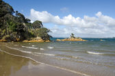 Parakerake bay in Northland New Zealand — Stock Photo