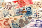 Old Israeli Currency — Stock Photo