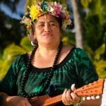 Постер, плакат: Polynesian Pacific Island Tahitian Music