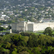 Stock Photo: Auckland War Memorial Museum in Auckland NZ
