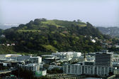 Mount Eden in Auckland New Zealand NZ — Stock Photo