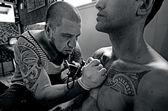 Tattoo Artwork — Stock Photo