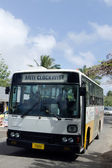 Transportation in Rarotonga Cook Islands — 图库照片