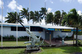 Rarotonga RSA Club in Rarotonga Cook Islands — Stock Photo