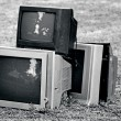 Broken television — Stock Photo #33844953