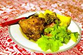 Fijian food — Stock Photo