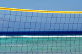 Volleyball net — Photo