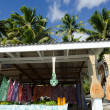 Tropical Souvenir Shop — Stock Photo