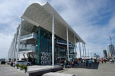 Viaduct Events Centre, Auckland — Stock Photo