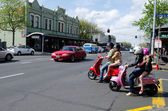 Ponsonby Auckland New Zealand NZ NZL — Stock Photo