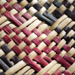 Maori culture - woven flax — Stock Photo #36143229