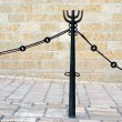Menorah Jewish Symbol and Icon — Stock Photo