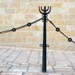 Menorah Jewish Symbol and Icon — Stock Photo