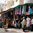 Tel Aviv Israel - Bezalel Market — Stock Photo