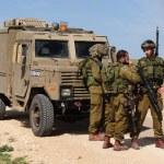 Israeli soldiers — Stock Photo #36312955