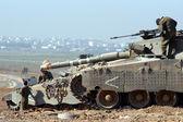 Merkava Tank — Stock Photo