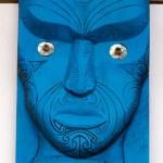 Постер, плакат: Maori wood curving artwork