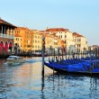 Venice Cityscape - Grand Canal — Stock Photo