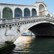 Venice Cityscape - Rialto Bridge — Stock Photo
