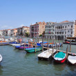 Venice Cityscape - Grand Canal — Stock Photo #36865813
