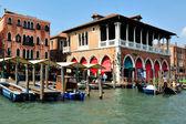 Venice Cityscape - Rialto Market — Photo