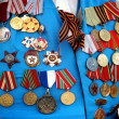 War medals — Stock Photo