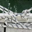 Mooring rope — Stock Photo #37847269