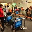 Stock Photo: Auckland Airport - New Zealand