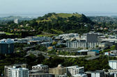Auckland Cityscape - Mount Eden — Stock Photo