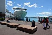 Auckland Cityscape — Stock Photo