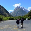 Stock Photo: Fiordland - Homer Tunnel