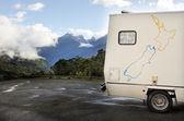 Fiordland - nieuw-zeeland — Stockfoto