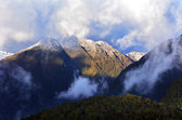 Fiordland - New Zealand — Foto Stock