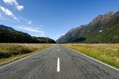 Fiordland - New Zealand — Foto de Stock