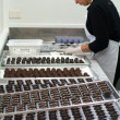 Stock Photo: Chocolate balls